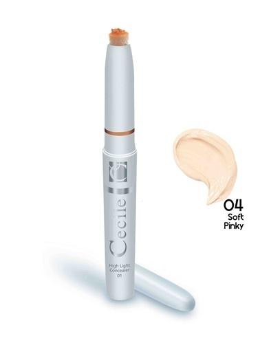 Cecile High Light Concealer 04 Renkli